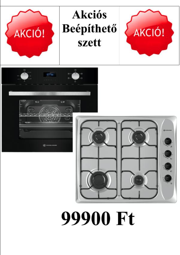 TOTALCOOK SÜTŐSZETT BE5 & E440
