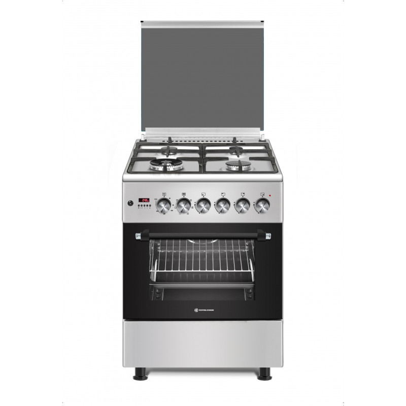 TOTALCOOK INOX – EXCLUSIVE LINE 60 – ELEKTROMOS 60X60