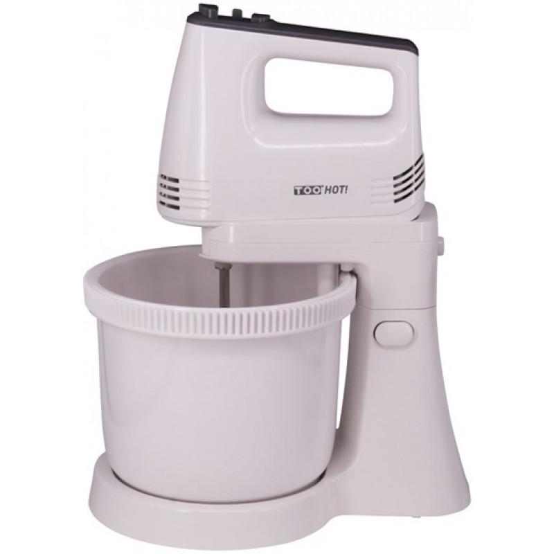 TOO HM-200-200-W-S Kézi tálas fehér mixer