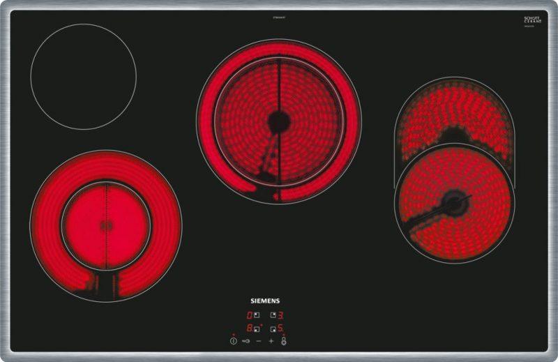 SIEMENS ET845HH17 Főzőlap