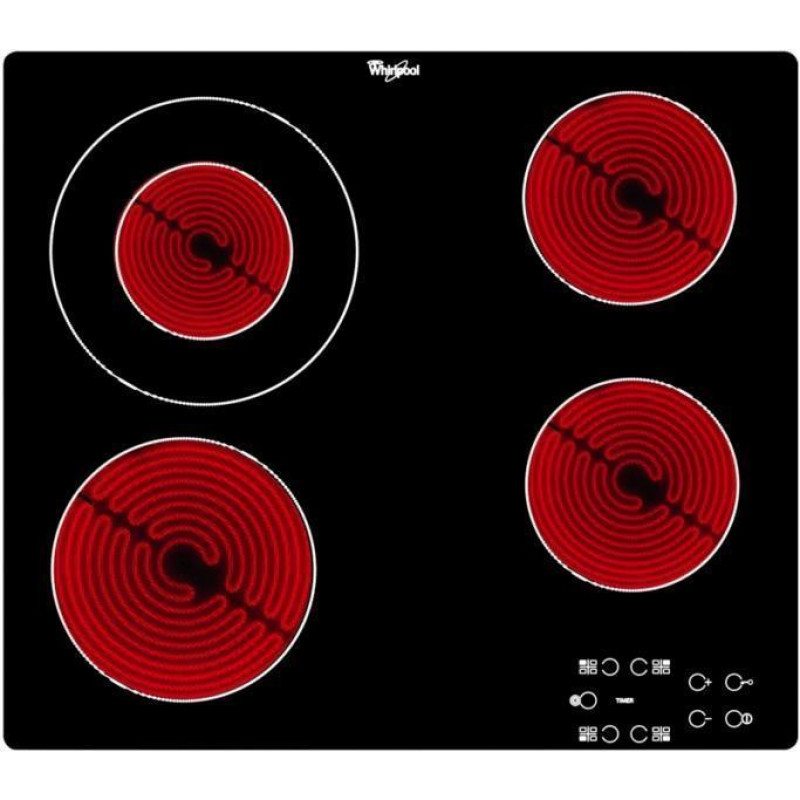 Whirlpool AKT 8130/NE Főzőlap