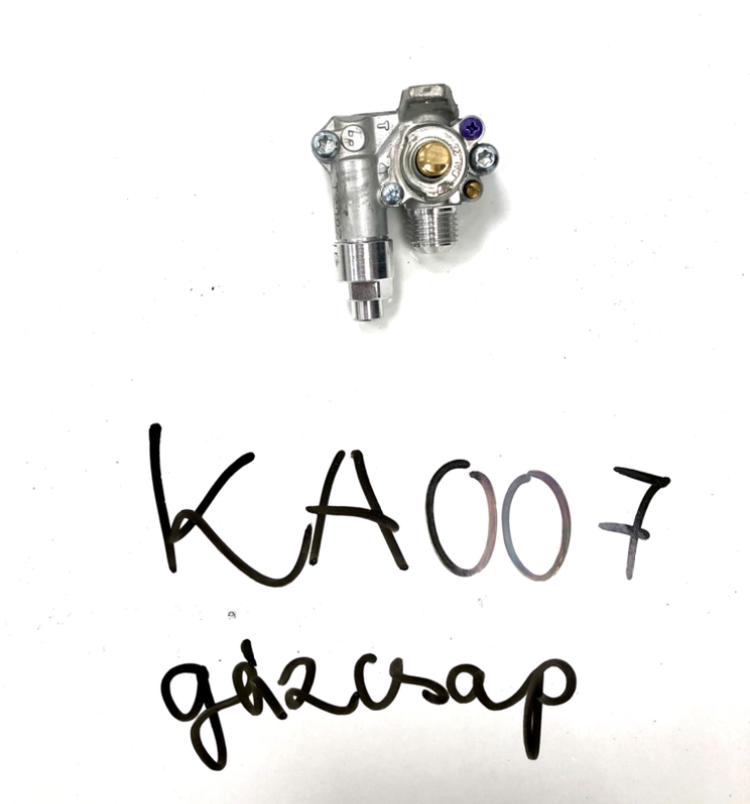 Gázcsap (KA007 főzőlaphoz)