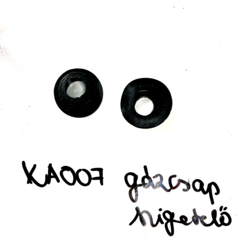 Szigetelő gumi (KA007 főzőlaphoz)