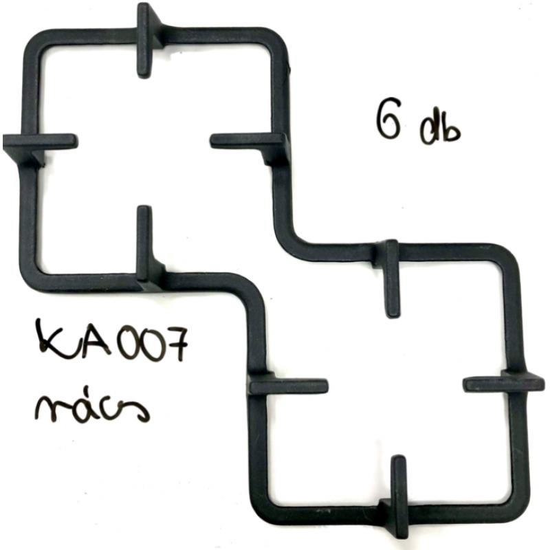 Edénytartó rács (KA007 főzőlaphoz)