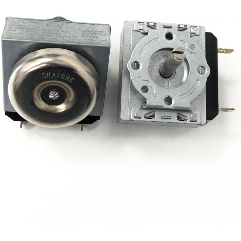 Mechanikus időzítő csengővel (kombi tűzhelyekhez)