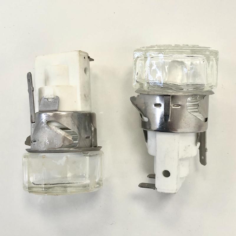 Sütő lámpa foglalat komplett (gáztűzhelyekhez és beépíthető sütőkhöz)