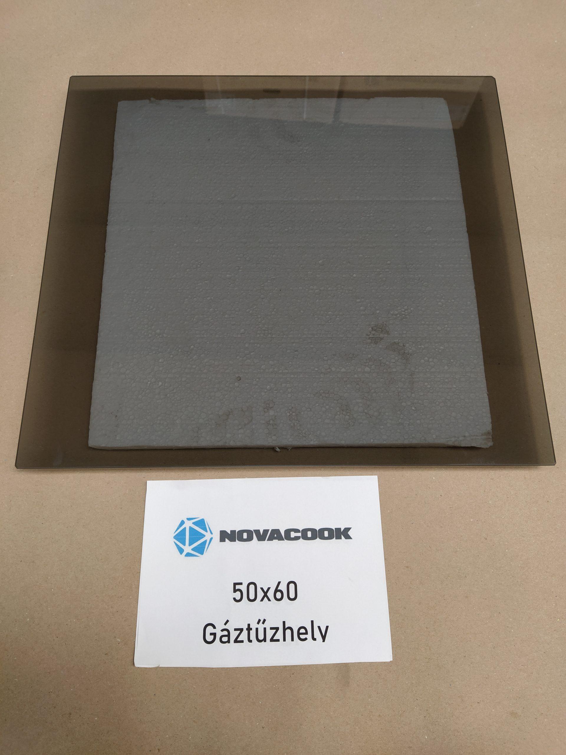 Üvegtető (50×60-as gáz sütőhöz)