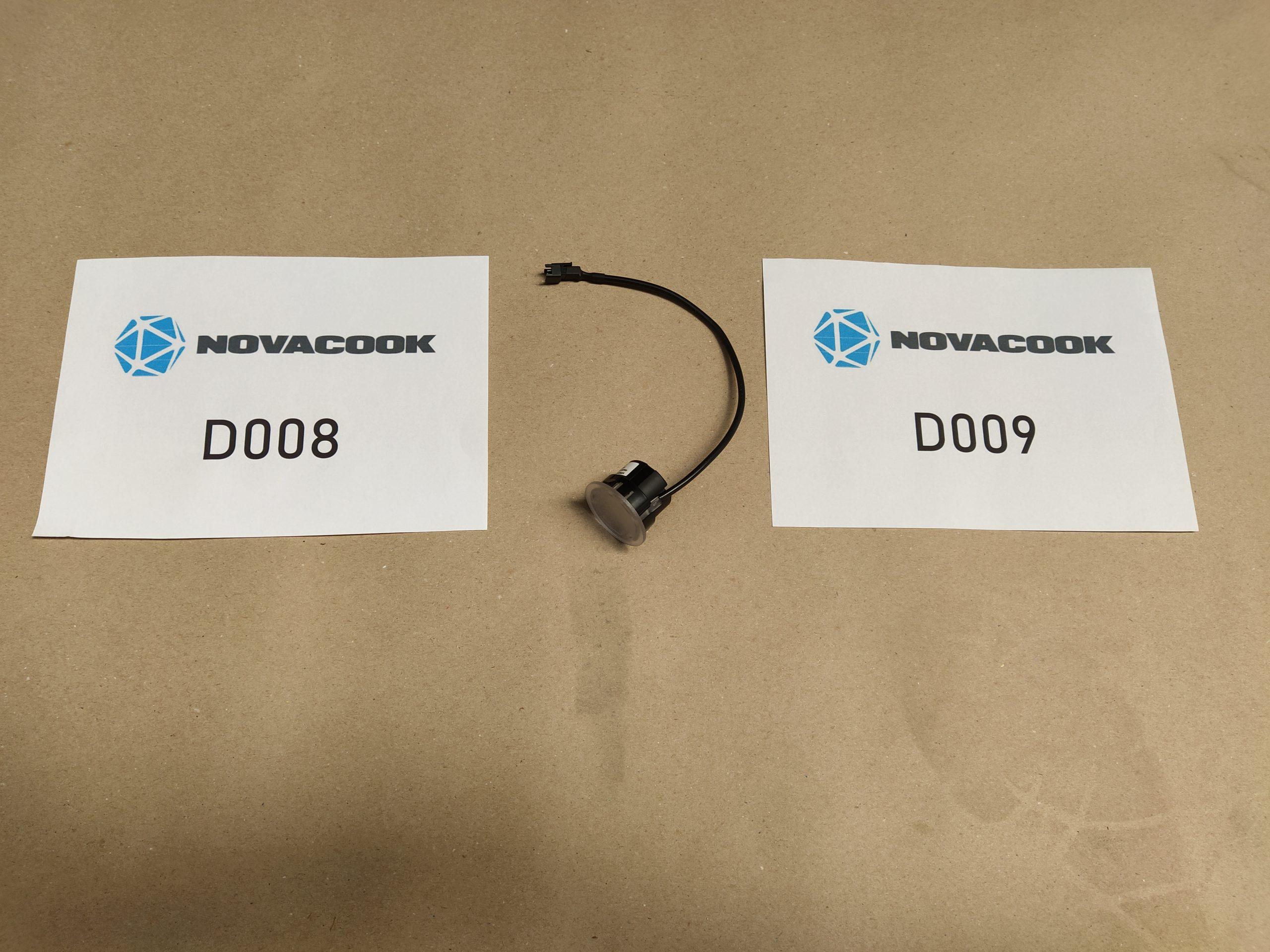 Led lámpa (D008 és D009 szagelszívóhoz)